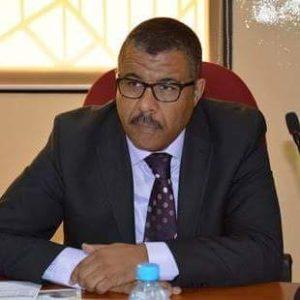 عبد الصمد الزمزامي – رئيس الجماعة